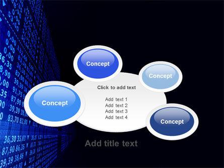 Rate Board PowerPoint Template Slide 16