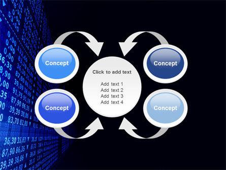Rate Board PowerPoint Template Slide 6