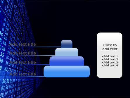 Rate Board PowerPoint Template Slide 8