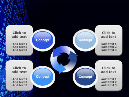 Rate Board PowerPoint Template Slide 9