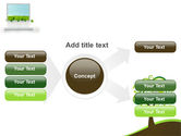 Green Solution PowerPoint Template#14