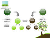 Green Solution PowerPoint Template#19
