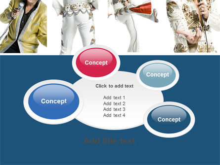 Elvis Presley PowerPoint Template Slide 16
