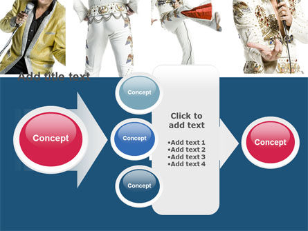 Elvis Presley PowerPoint Template Slide 17