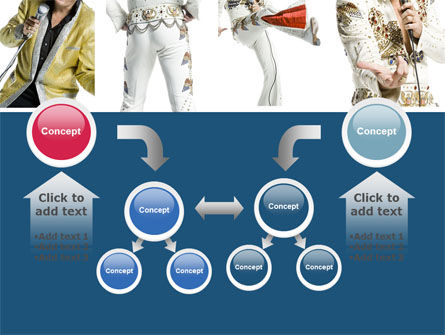 Elvis Presley PowerPoint Template Slide 19