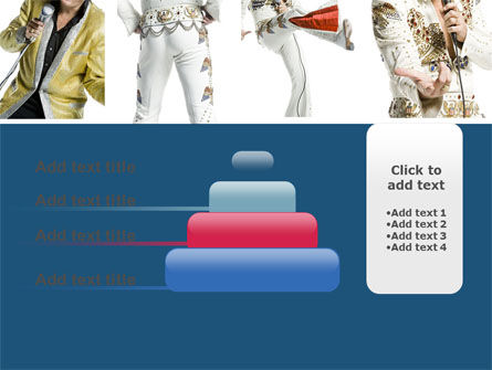 Elvis Presley PowerPoint Template Slide 8