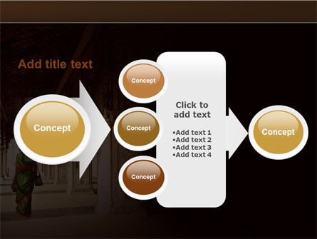 Hindu Temple PowerPoint Template Slide 17