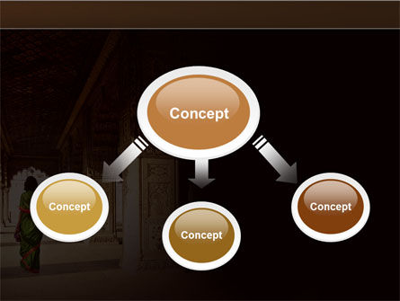 Hindu Temple PowerPoint Template Slide 4