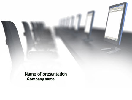 Education & Training: Professional Education PowerPoint Template #04605