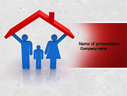 Household PowerPoint Template