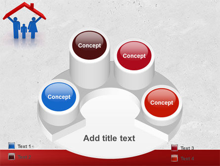 Household PowerPoint Template Slide 12