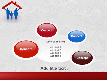 Household PowerPoint Template Slide 16