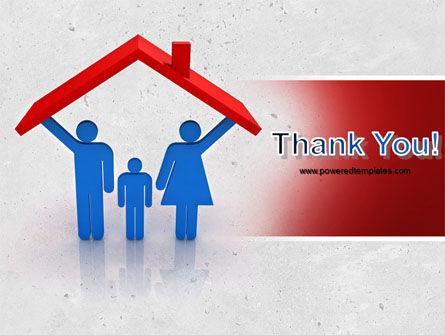 Household PowerPoint Template Slide 20