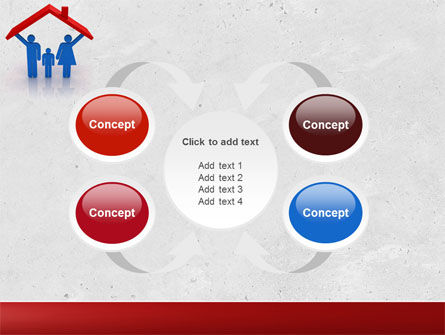 Household PowerPoint Template Slide 6