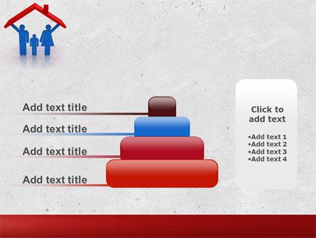 Household PowerPoint Template Slide 8