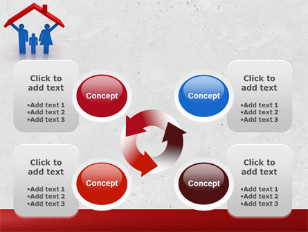 Household PowerPoint Template Slide 9