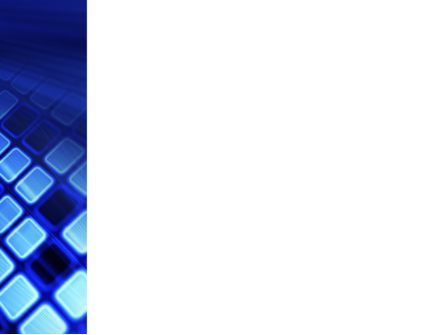Digital Panel PowerPoint Template, Slide 3, 04613, Abstract/Textures — PoweredTemplate.com