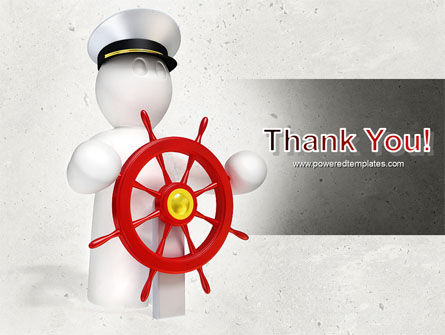 Captain PowerPoint Template Slide 20