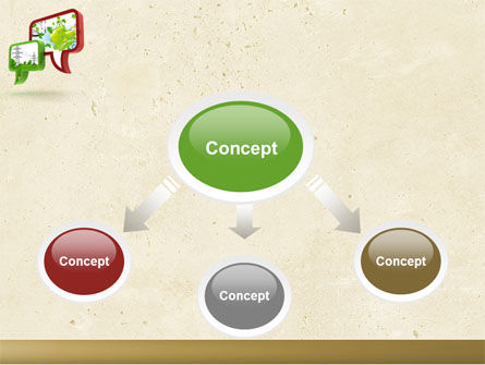 Ecology Thoughts PowerPoint Template, Slide 4, 04620, Nature & Environment — PoweredTemplate.com