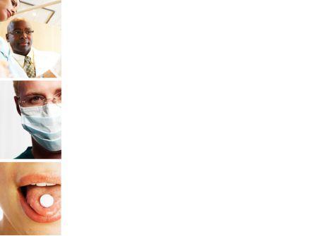 Modern Methods Of Treatment PowerPoint Template, Slide 3, 04621, Medical — PoweredTemplate.com