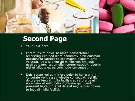 Modern Methods Of Treatment PowerPoint Template, Slide 2, 04621, Medical — PoweredTemplate.com