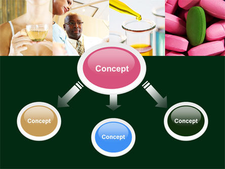 Modern Methods Of Treatment PowerPoint Template, Slide 4, 04621, Medical — PoweredTemplate.com