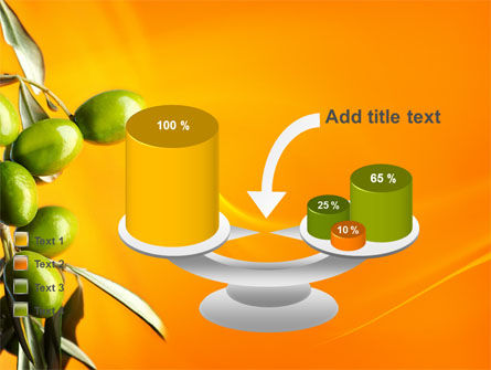Olives PowerPoint Template Slide 10