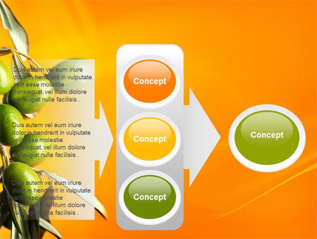 Olives PowerPoint Template Slide 11