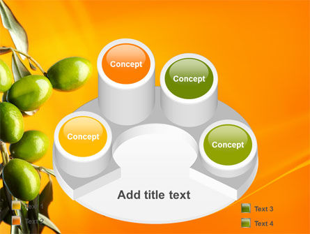 Olives PowerPoint Template Slide 12