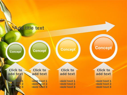 Olives PowerPoint Template Slide 13