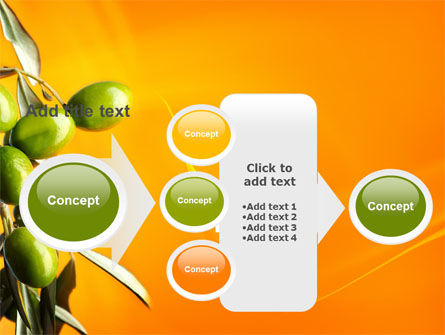 Olives PowerPoint Template Slide 17
