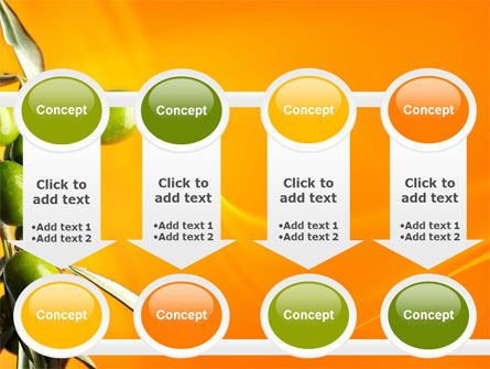 Olives PowerPoint Template Slide 18