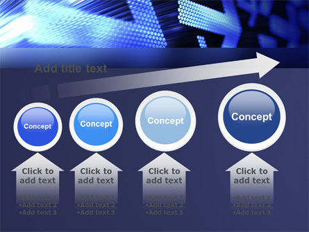Pointing Arrow PowerPoint Template Slide 13
