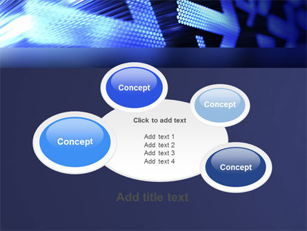 Pointing Arrow PowerPoint Template Slide 16