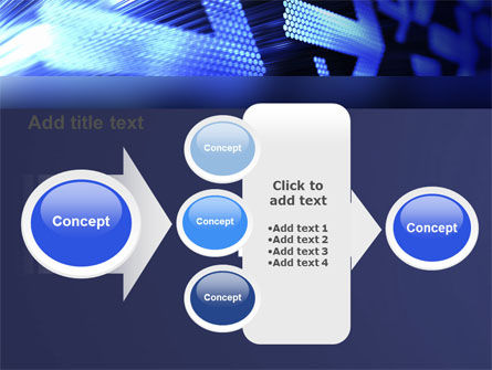 Pointing Arrow PowerPoint Template Slide 17