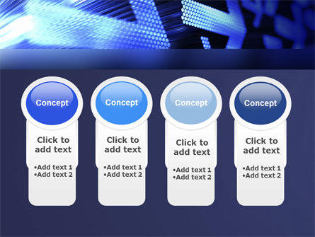 Pointing Arrow PowerPoint Template Slide 5