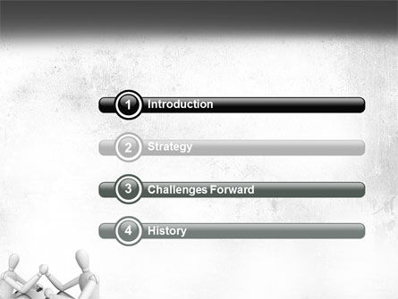 Rivalry PowerPoint Template, Slide 3, 04624, Consulting — PoweredTemplate.com