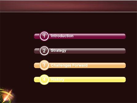 Black Hole PowerPoint Template Slide 3