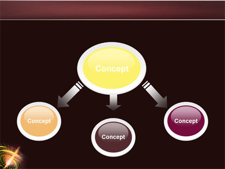 Black Hole PowerPoint Template Slide 4