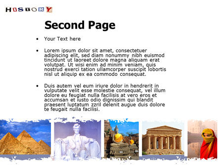 History Lesson PowerPoint Template Slide 2