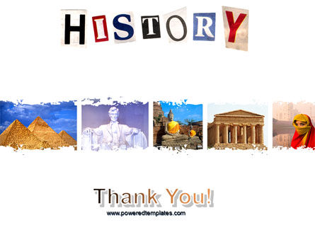 History Lesson PowerPoint Template Slide 20