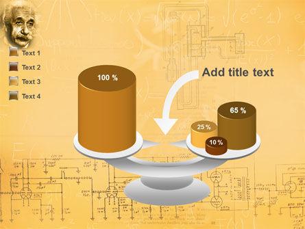 Einstein PowerPoint Template Slide 10