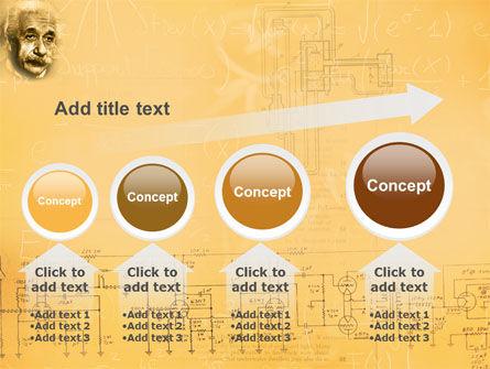 Einstein PowerPoint Template Slide 13