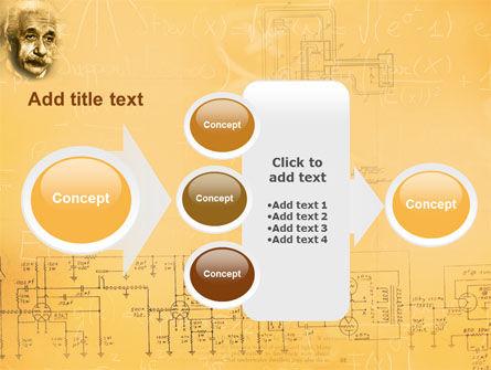 Einstein PowerPoint Template Slide 17