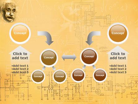Einstein PowerPoint Template Slide 19