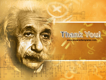 Einstein PowerPoint Template Slide 20