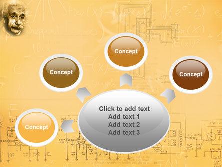 Einstein PowerPoint Template Slide 7