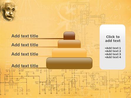 Einstein PowerPoint Template Slide 8