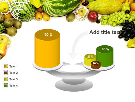Fruit Profusion PowerPoint Template Slide 10