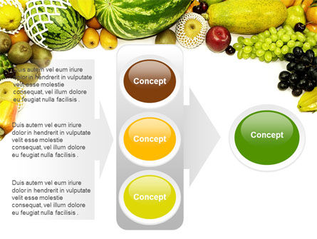 Fruit Profusion PowerPoint Template Slide 11